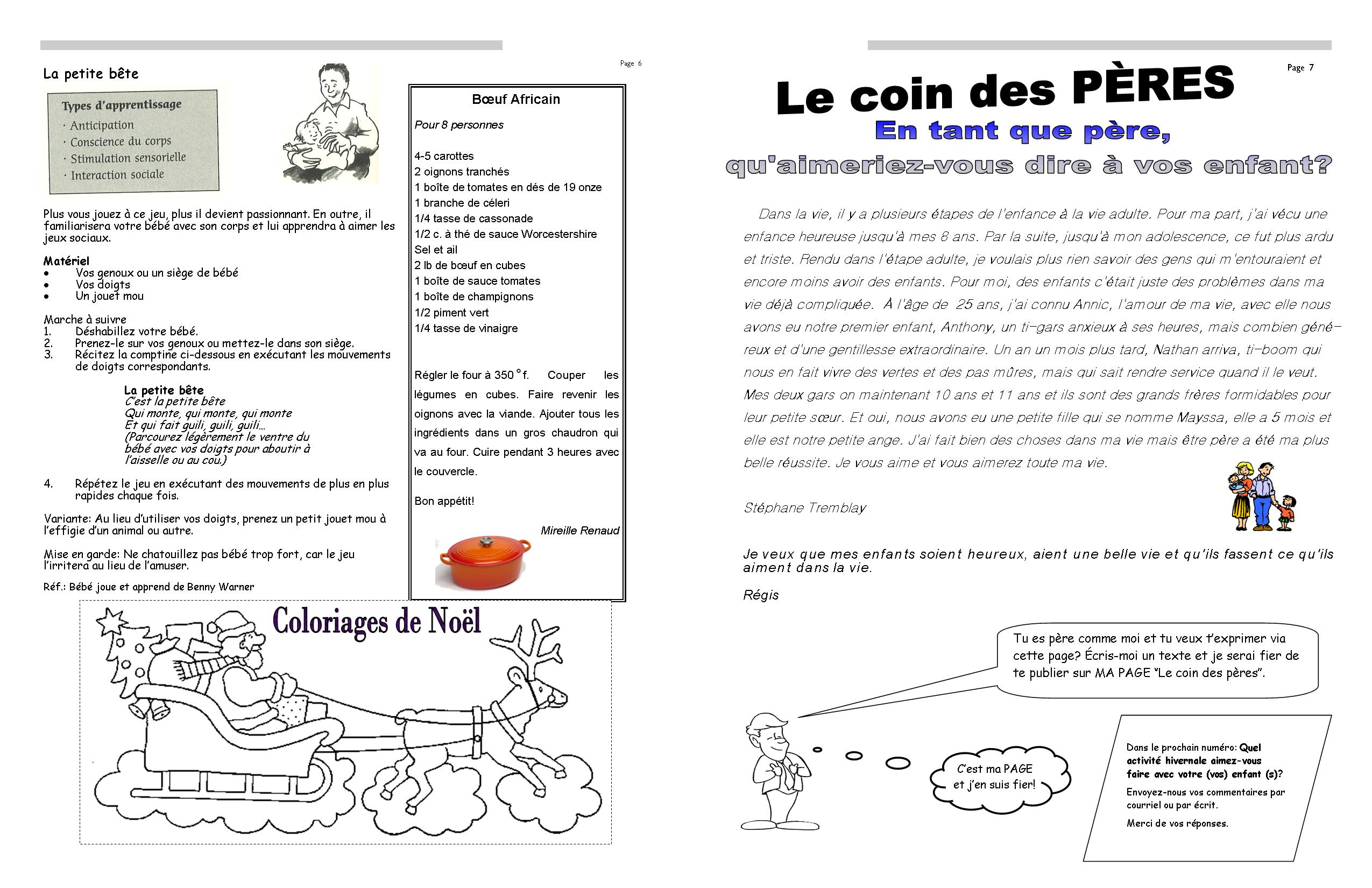 Info-Nichée été-automne 2015 p.6-7