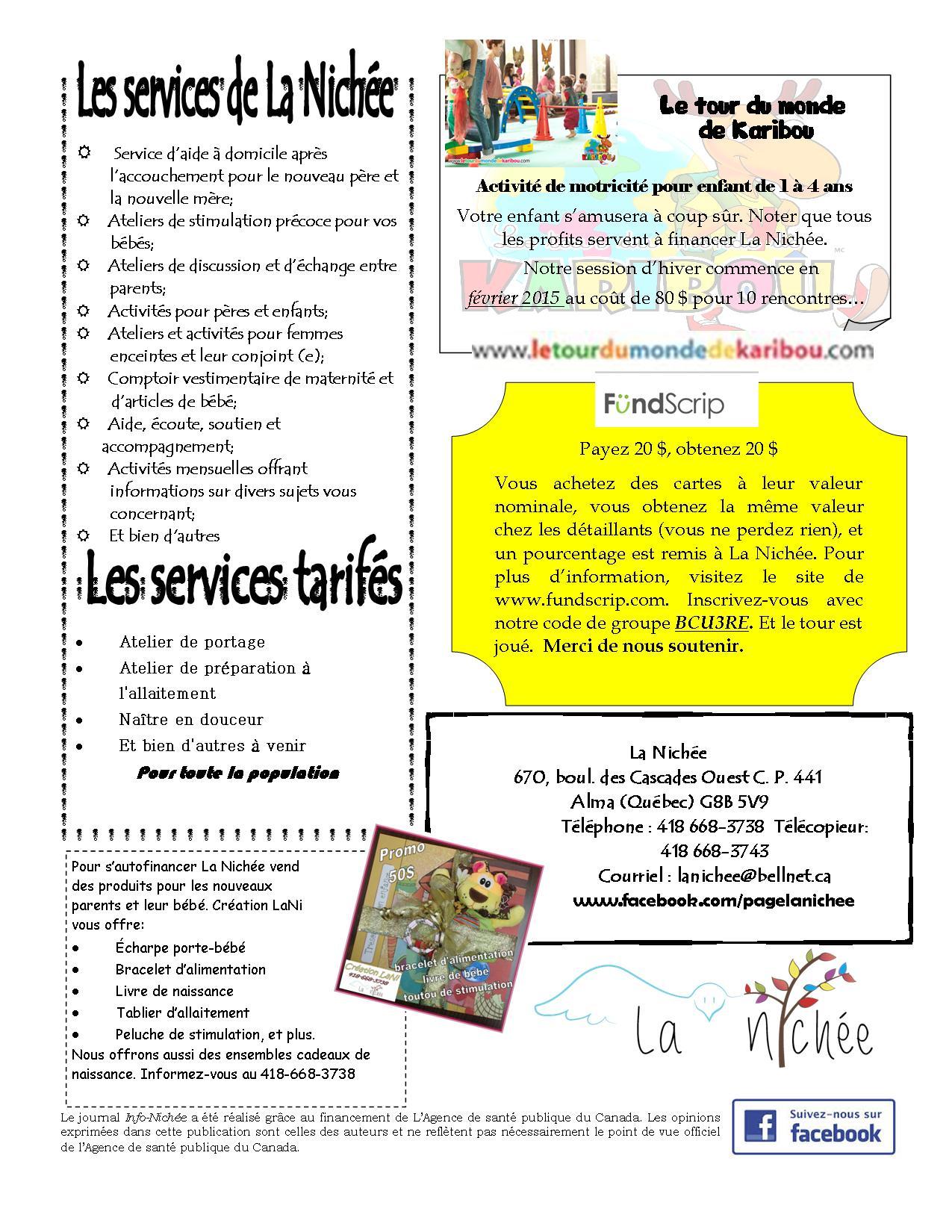 Info-Nichée été-automne 2015 p.8
